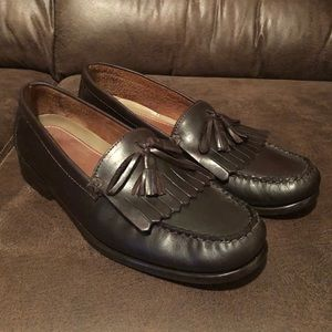 Brown Bostonian Penny Loafer 9.5